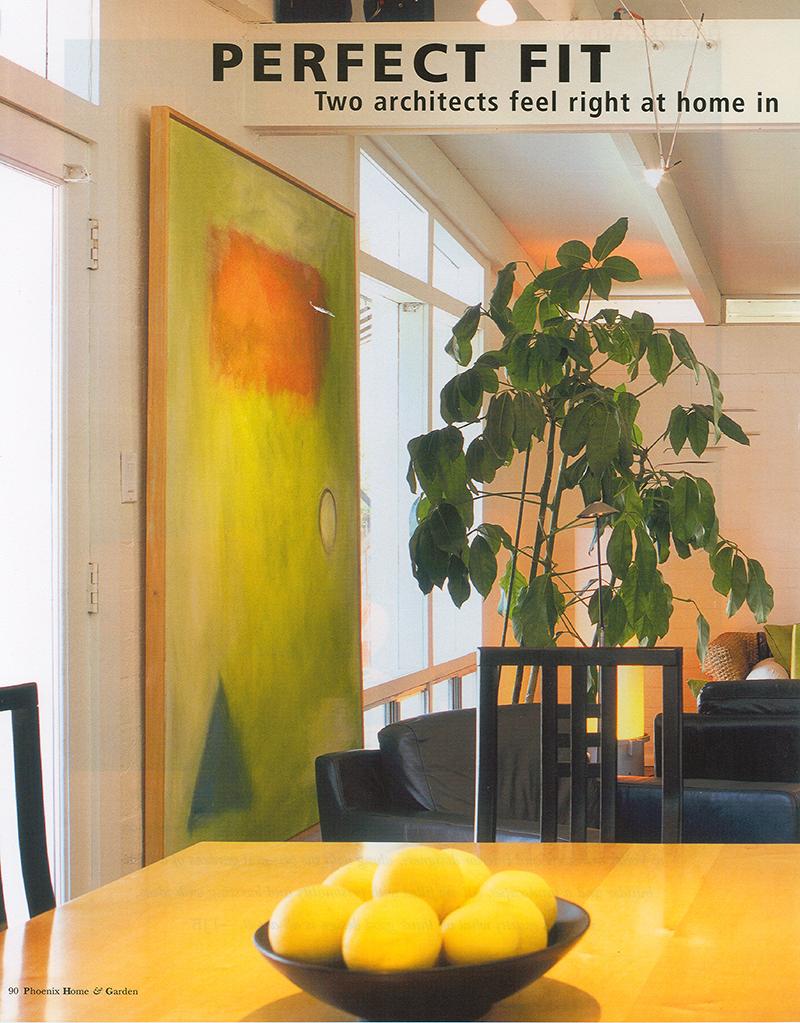Publications Featured Architecture Firm Serbin Studio