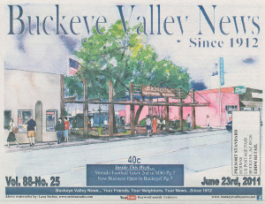 Buckeye Benbow Veterans Memorial 2011-2012