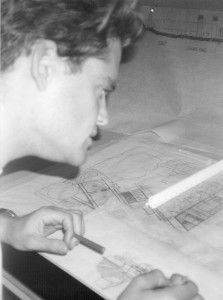 Architect in Arizona - University life as an architect - Jeff Serbin