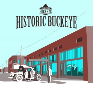 buckeye_town_font