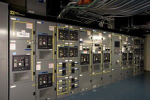 DATA CENTER POWER ROOM