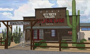 Conceptual Design of Buckeye Valley Museum