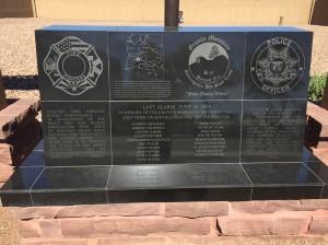 First Responder Memorial Plaza