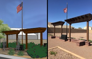 First Responders Memorial Plaza Concept to Reality