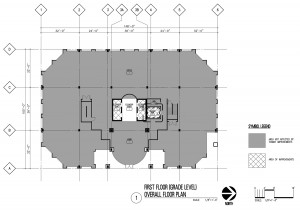 Serbin Studio floor plan