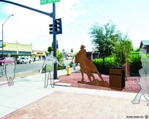 Buckeye Public Art - Roper