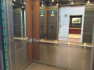 New Elevator Cab