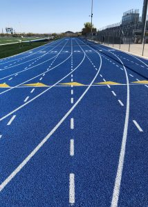 Architect in Arizona - Running track
