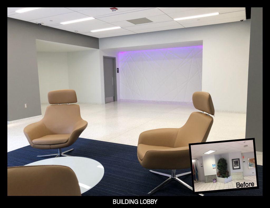 Building Lobby Design