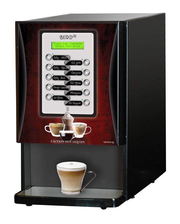 automatic coffee