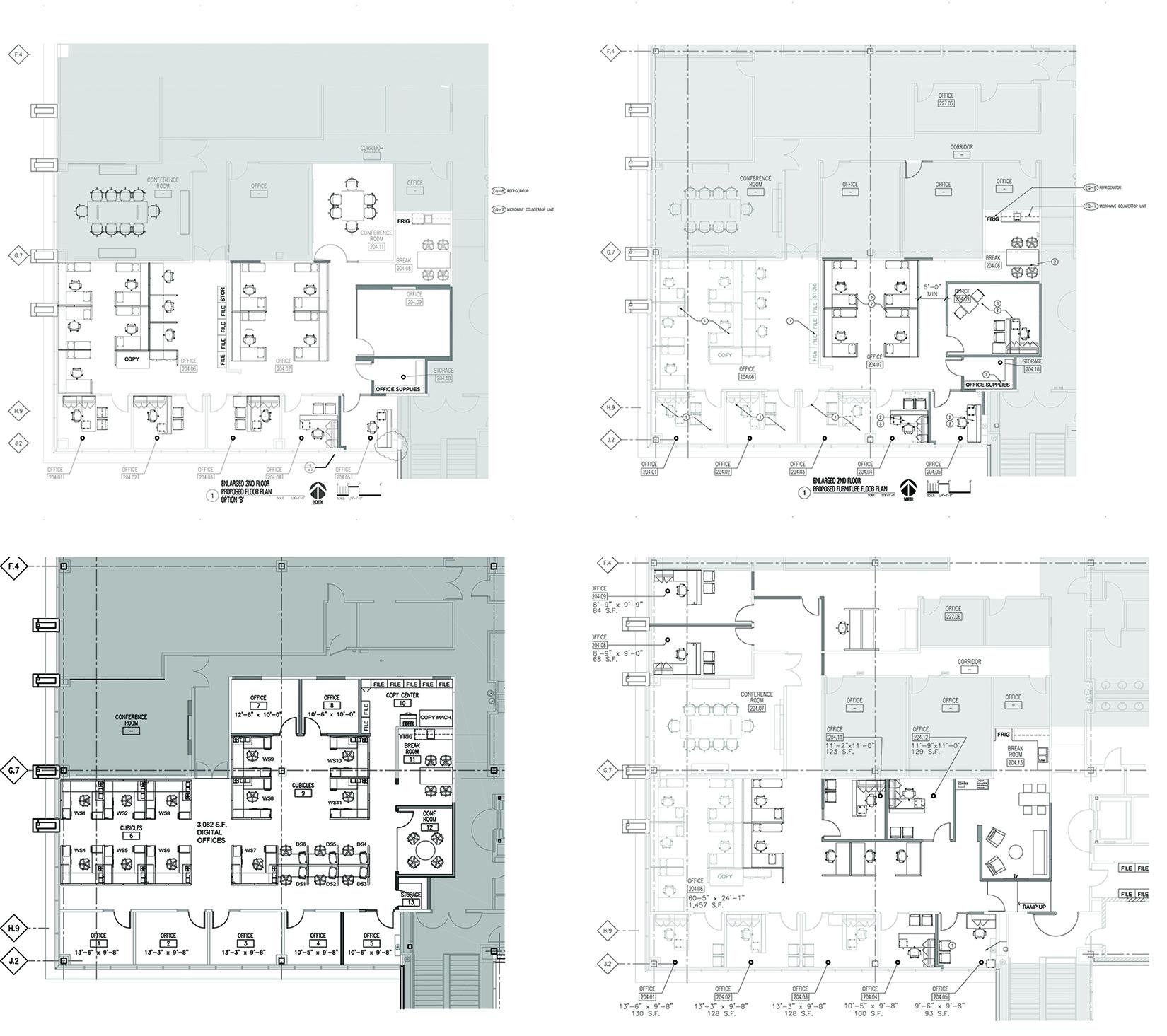 Office Plans