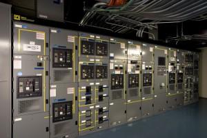 DATA CENTER POWER ROOM