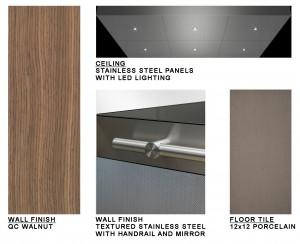 Elevator Materials
