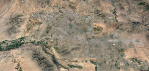 Architect in Arizona - Map of Phoenix, Arizona area