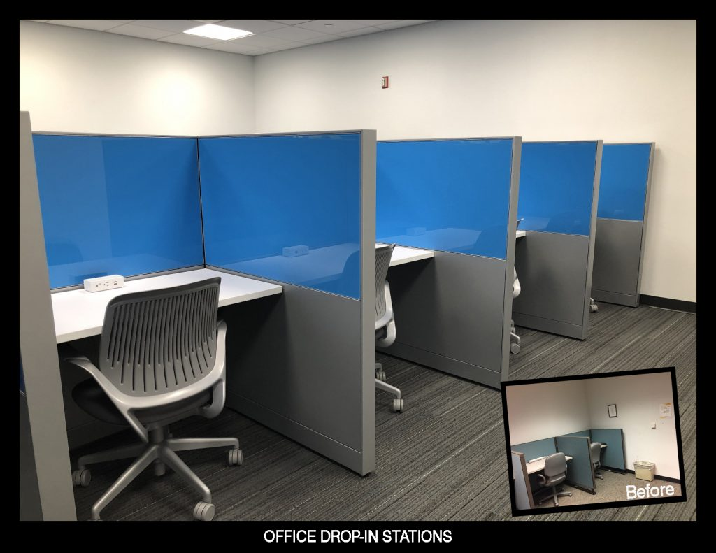 Customer Office Drop in Station