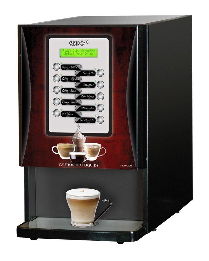 automatic coffee