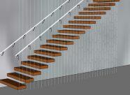 Open Stair tread