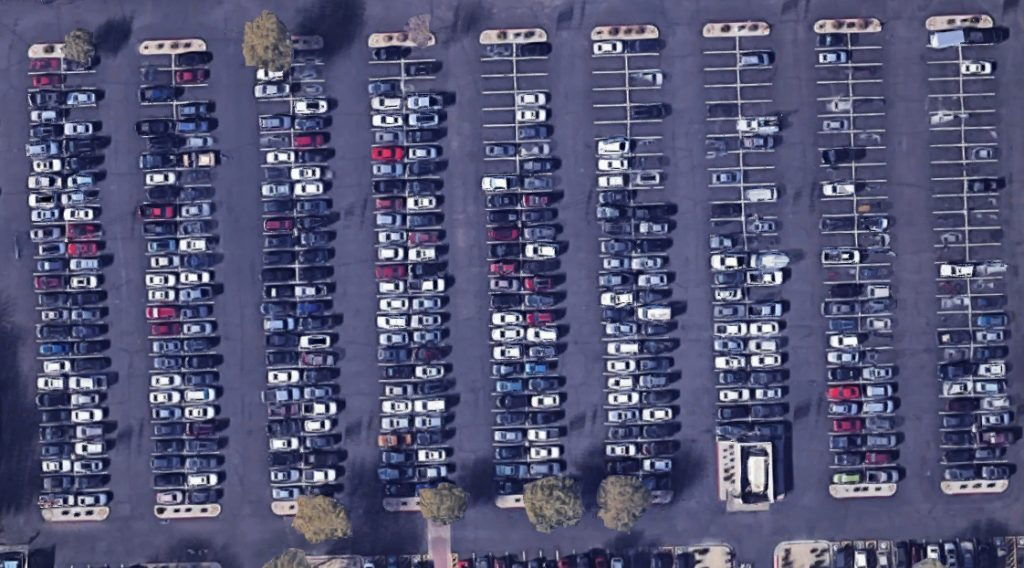 parking spaces. How many do I need?